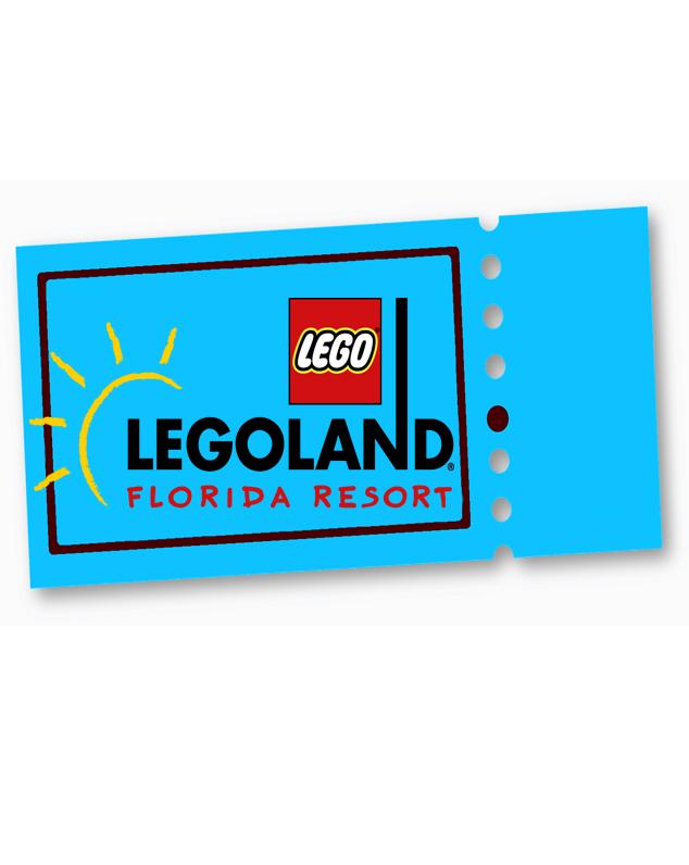 LegoLand 1 Day - Child