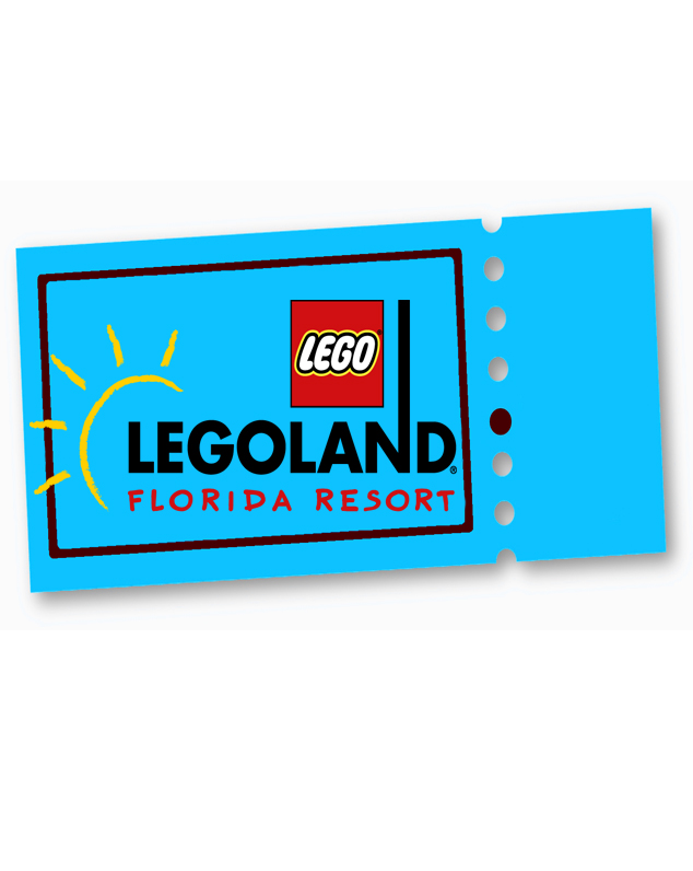 LegoLand 1 Day - Adult