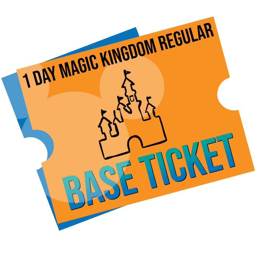 4 Days Magic Your Way Base - Adult
