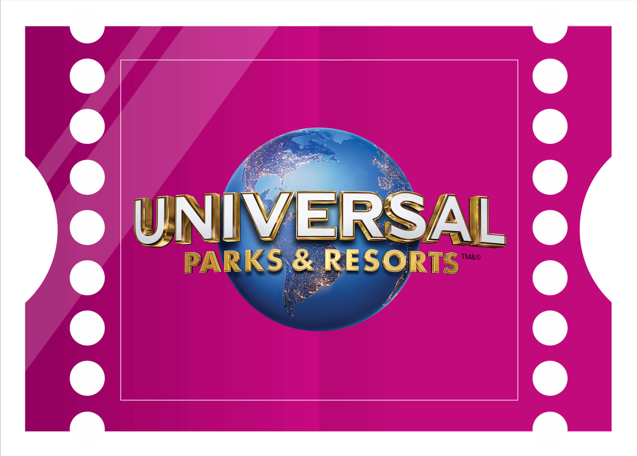 Universal Orlando™ 2 Park 2 Day Park To Park - Child - (Expire 7 days after first day of use)